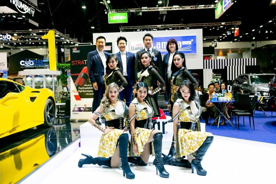Techno-sell (Frey) Co., Ltd. emphasizes the leadership of premium window film in Thailand.
