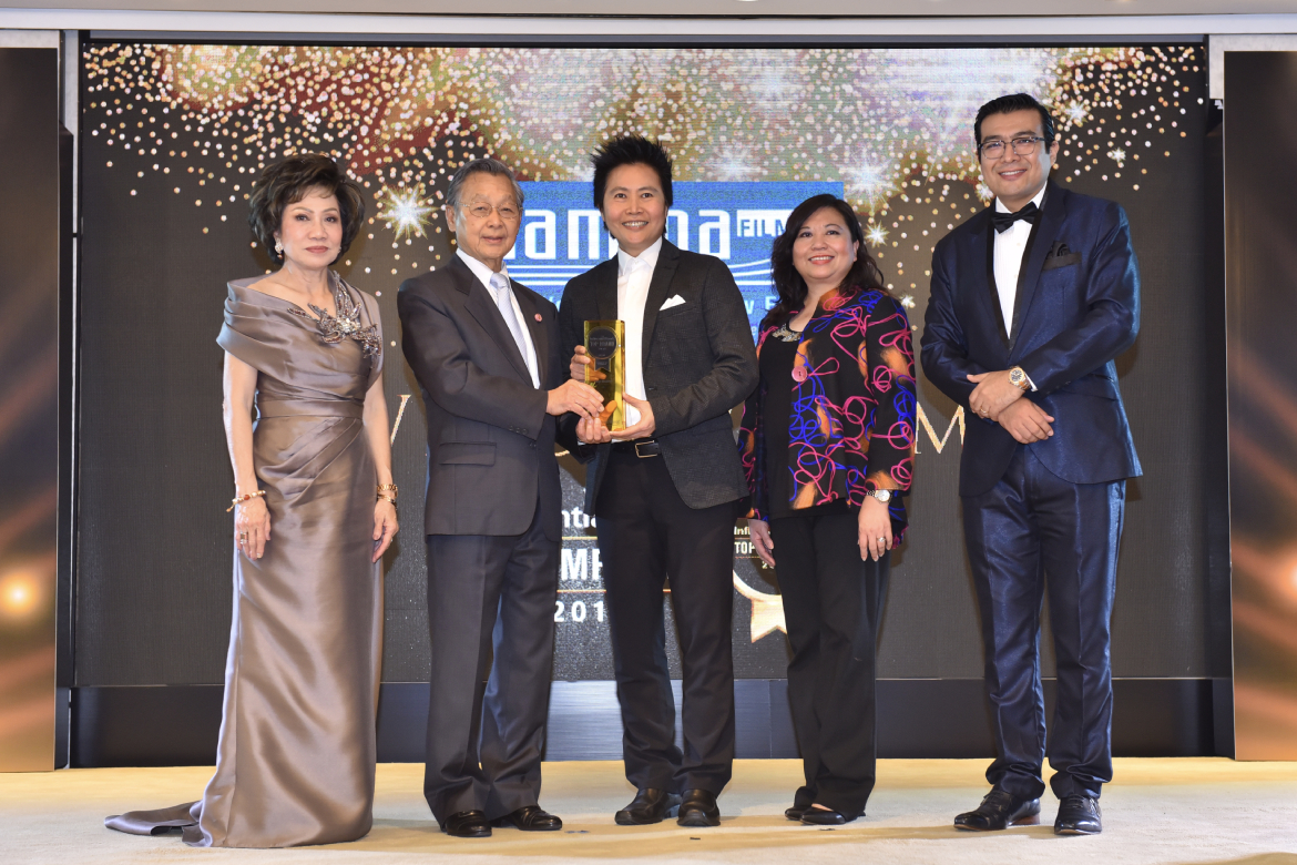 "Lamina won ""Top Employer Brands Awards""  from Influential Brands®"