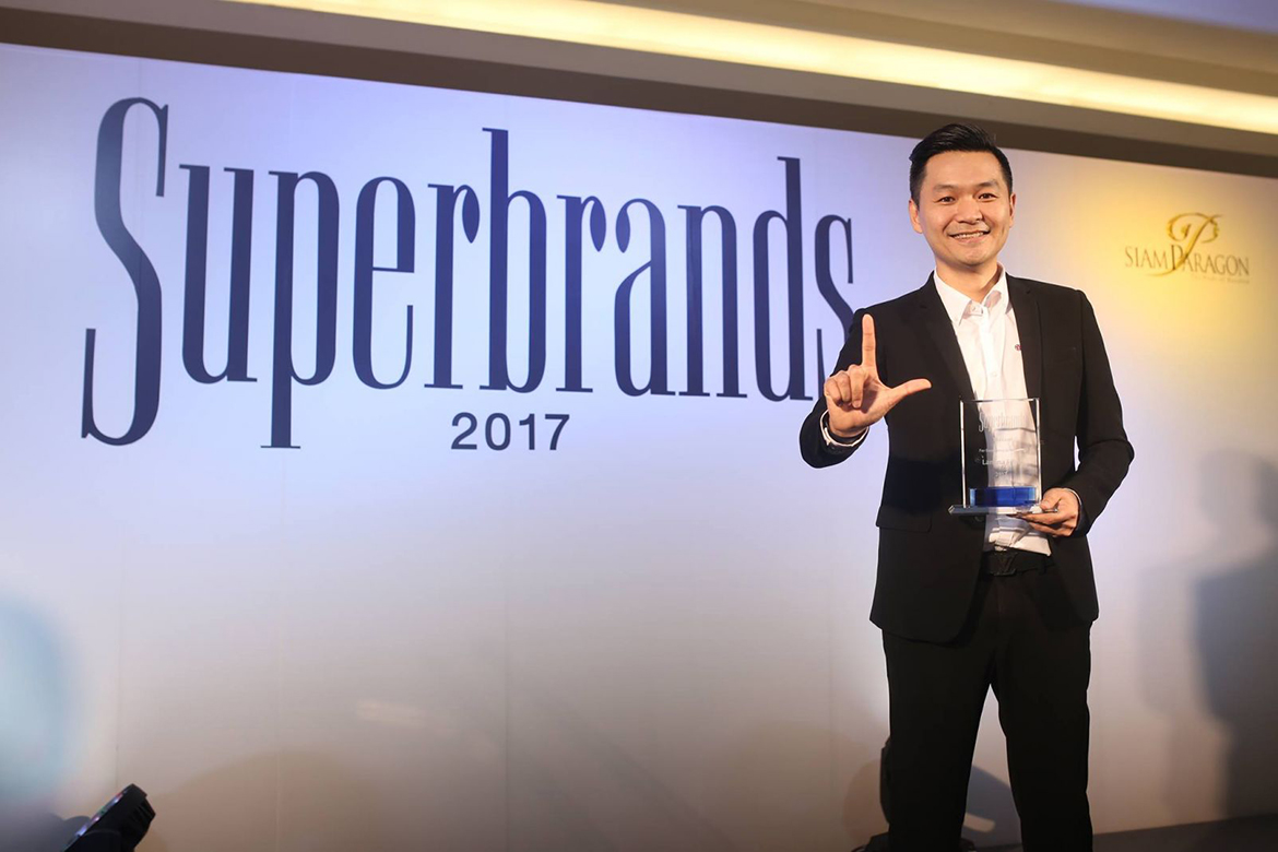Lamina won the Superbrands 2017 award for the best brand of the year for 14 consecutive years.